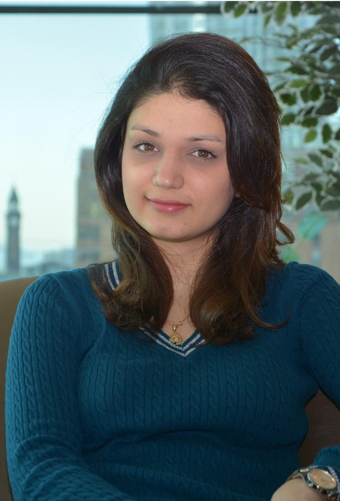 Parisa Golbayani